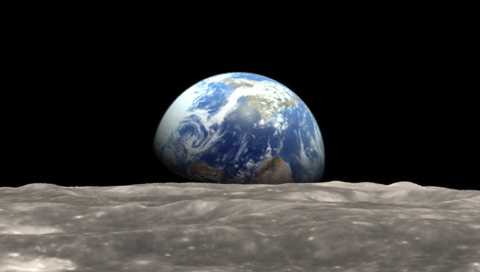 Earth Rise, NASA Image