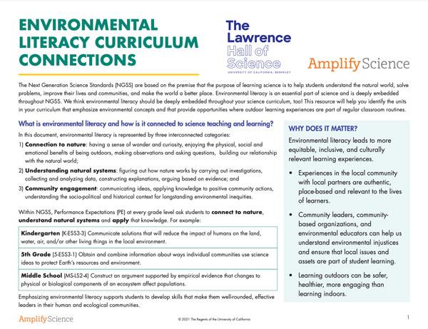 Thumbnail of Amplify Science ELCC PDF