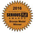 2016 International Serious Play Awards Bronze Medal Winner